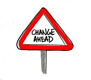 Change Ahead Whiter Background Crop